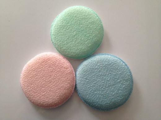 round body scrubber